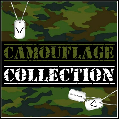 CAMO ARMY BOYS ITEMS