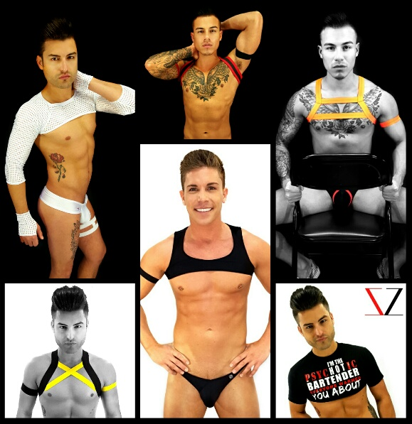 MEN'S RAVE OUTFITS