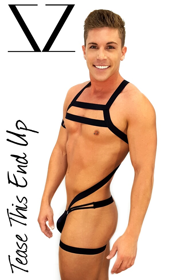 from Tommy gay body harness pic