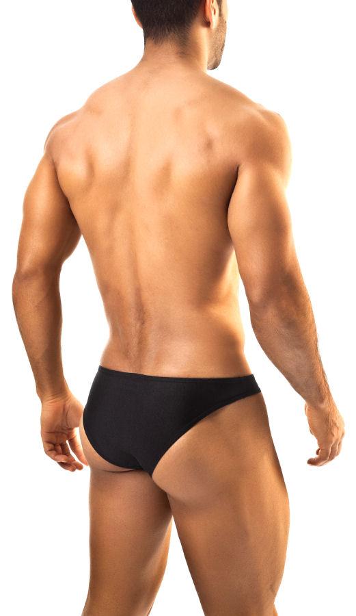 Black Classic Men's Bikini
