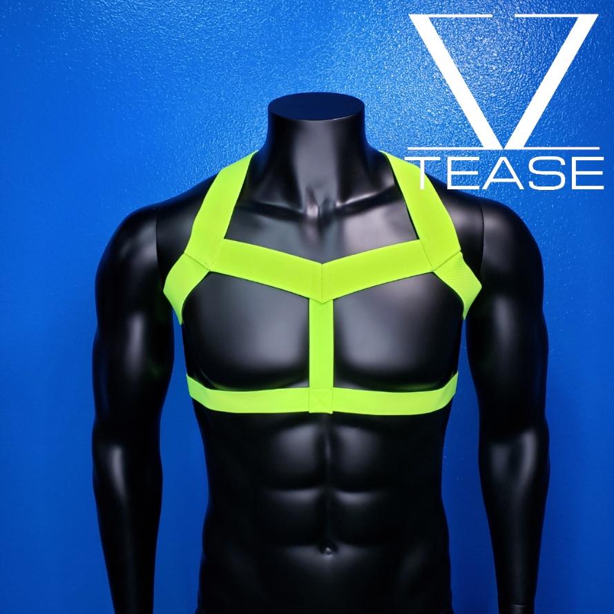 Chartreuse Champion Men's Harness