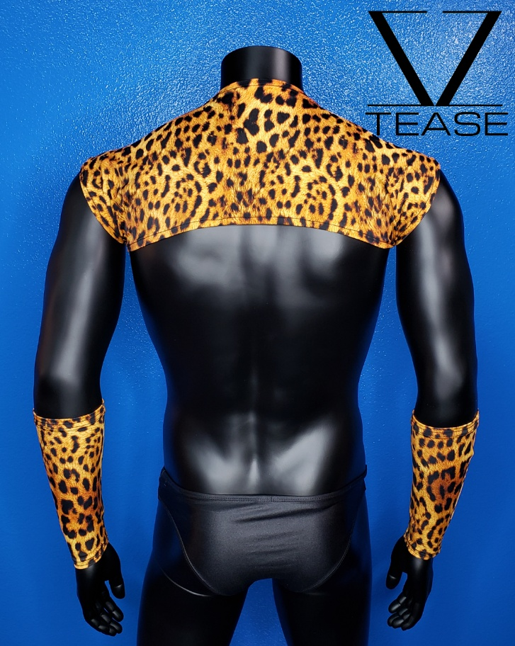 Cheetah Men's Shoulder Shrug