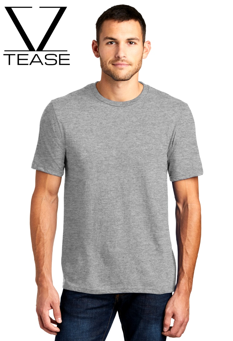 Grey Men's T Shirt