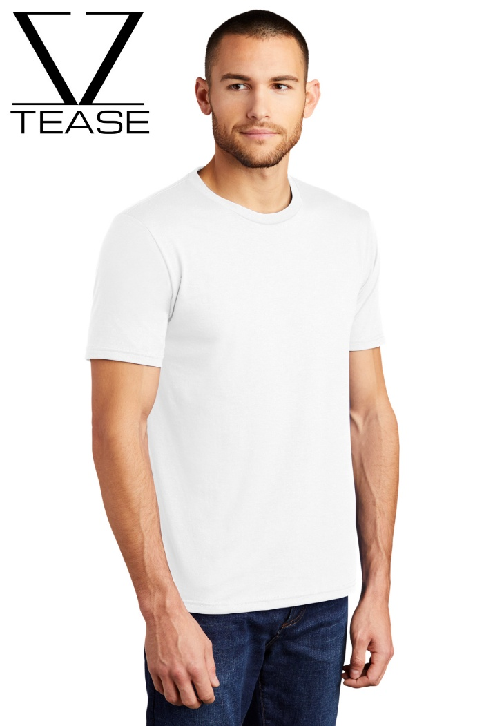 White Men's T Shirt