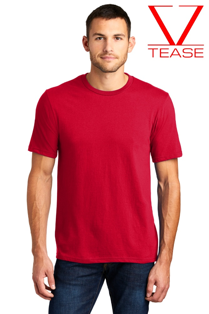 Red Men's T Shirt