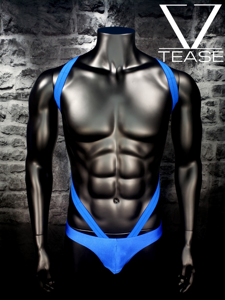 Royal Blue Shoulder Body Harness