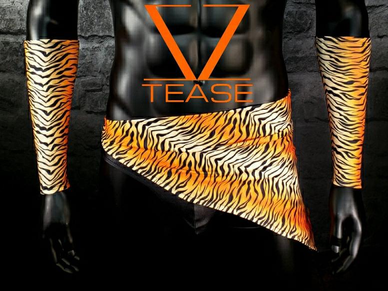 Men's Sarong Waist Cover