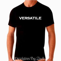 VERSATILE Gay Mens Shirt