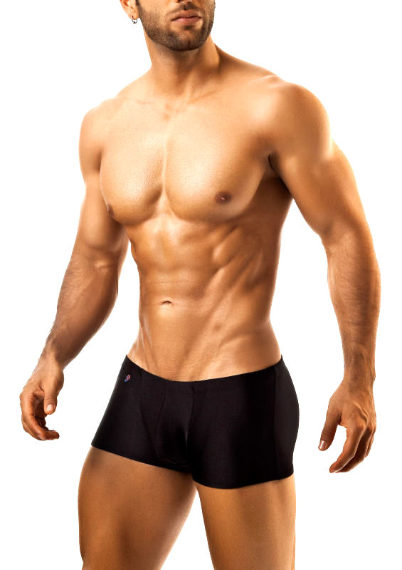Men's Black Boxer